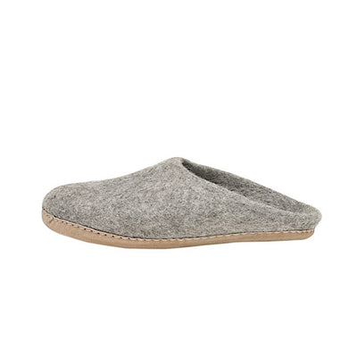Ambler Cassiar Slipper - Heather Grey
