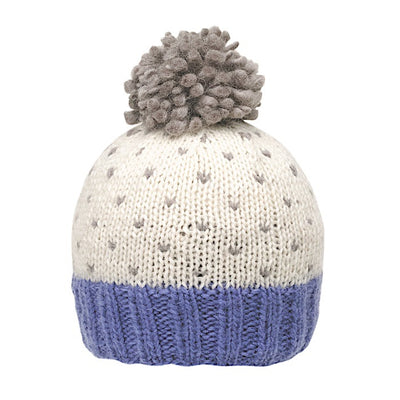 Ambler Clover Kid's Toque - White