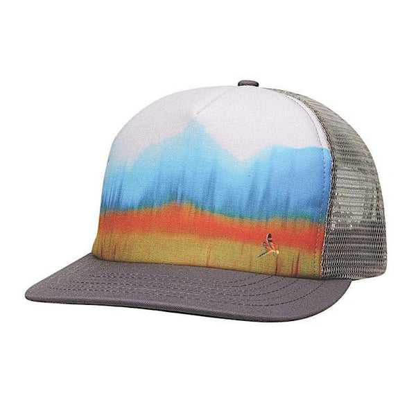 Ambler Depth Of Field hat - Charcoal