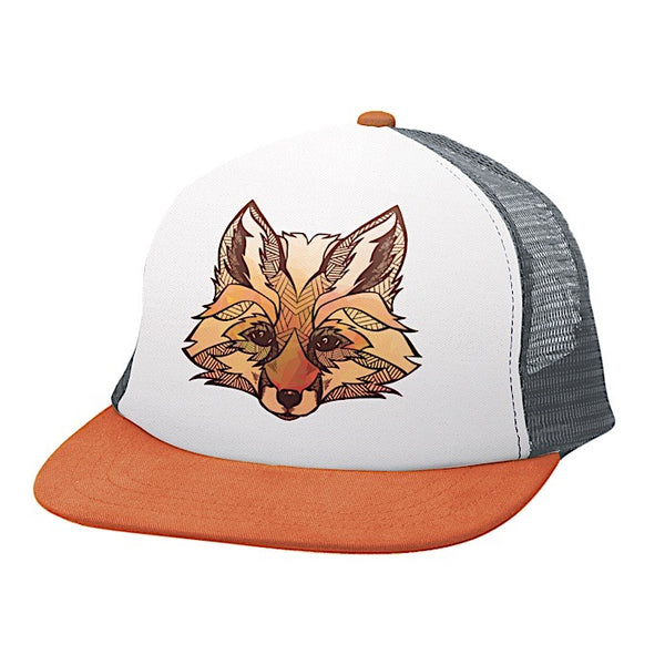 Ambler Faces toddler hat - Fox