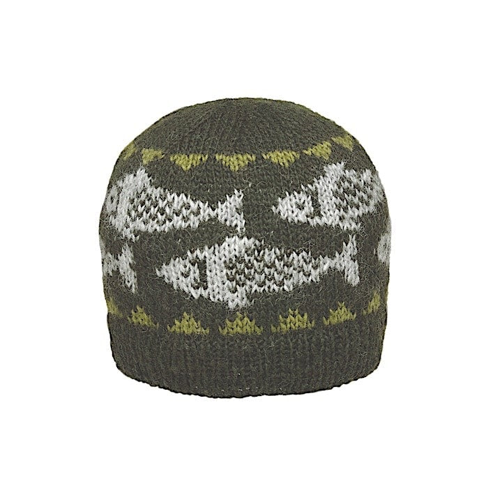 Ambler Fish Men's Toque - Heather Charcoal
