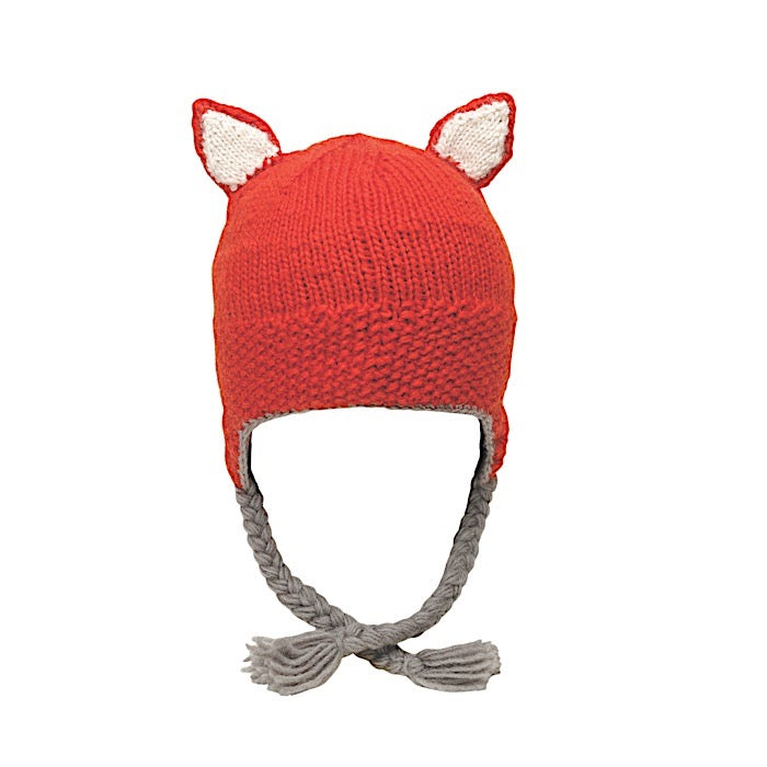Ambler Forest Kid's Toque - Flame