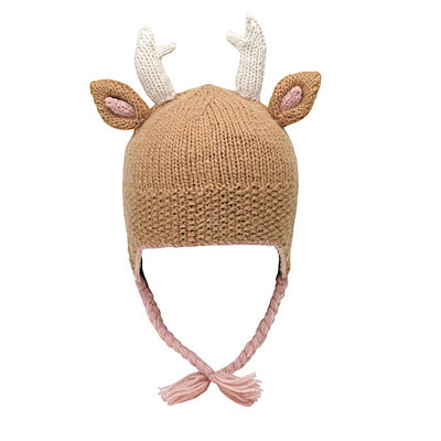 Ambler Forest Kid's Toque - Sand