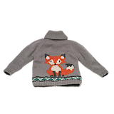Ambler Fox Sweater - Back
