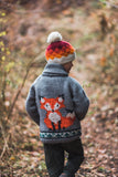 Ambler Fox Sweater