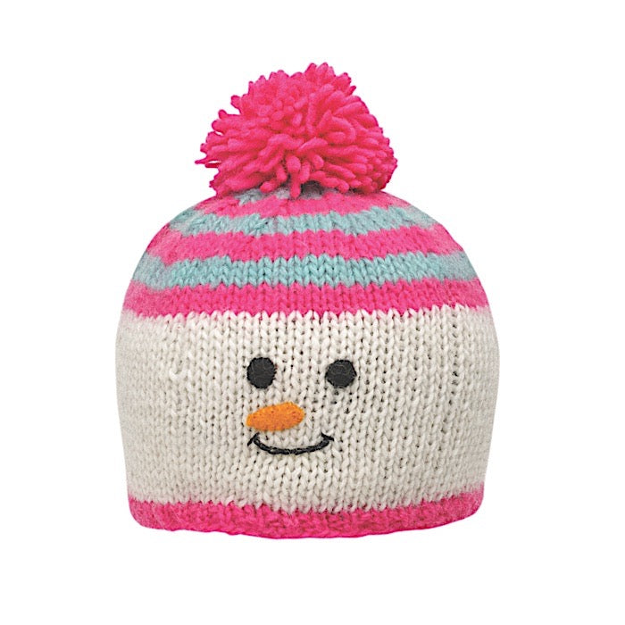 Ambler Frosty Kid's Hat - Ocean
