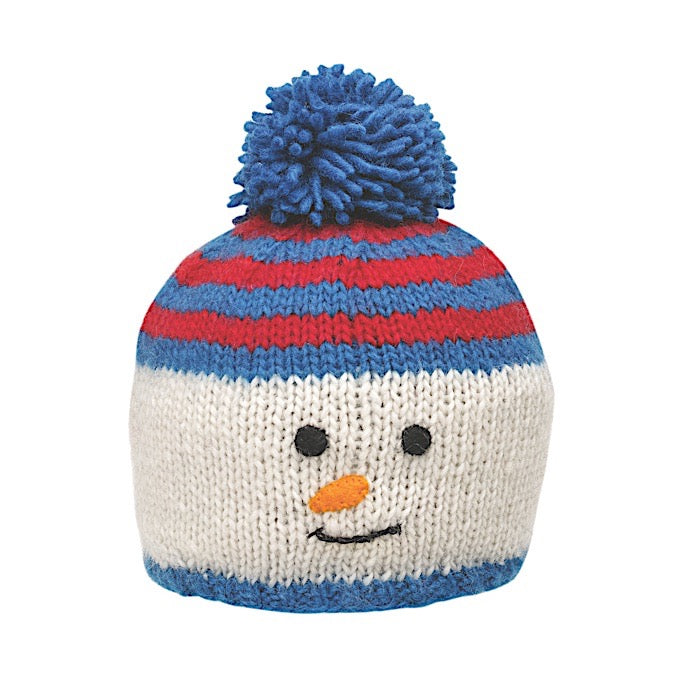 Frosty Kid's Toque
