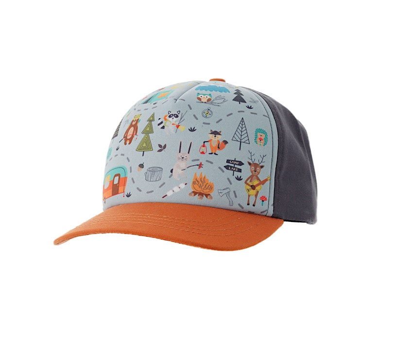 Ambler Little Leaguer kids hat - Camp