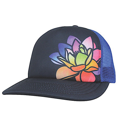 Ambler Lotus hat - Royal Blue