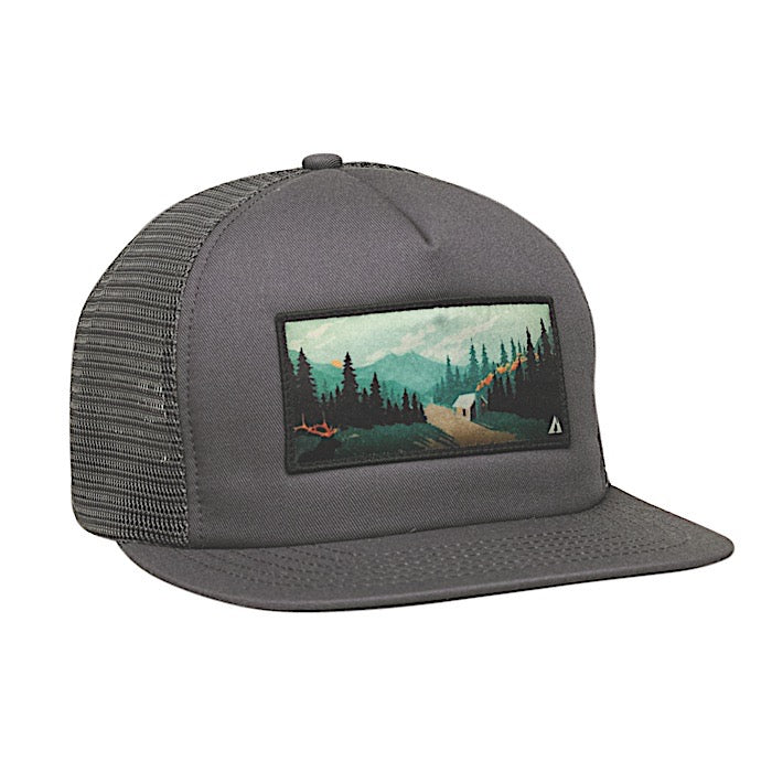 Love Winter Trucker Hat