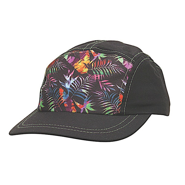 Ambler Mahalo kids five panel hat - Black