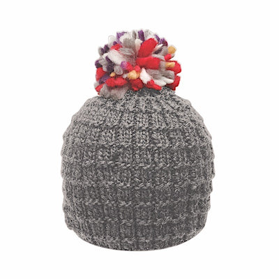 Ambler Melanie Women's Toque - Grey