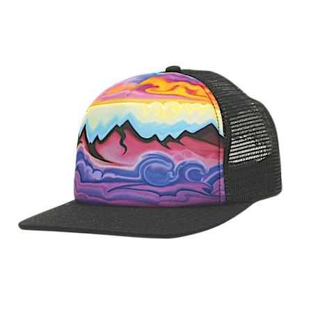 Ambler Morris Trucker Hat - Black
