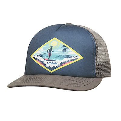 Ambler NaPali trucker hat - His