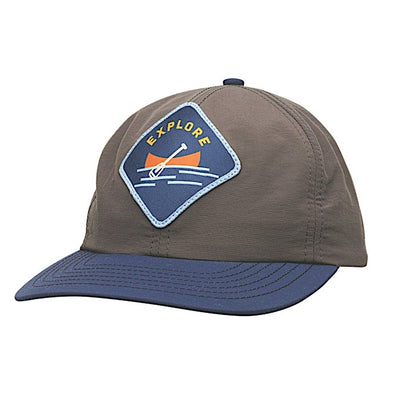 Ambler Nahanni kids hat - Charcoal