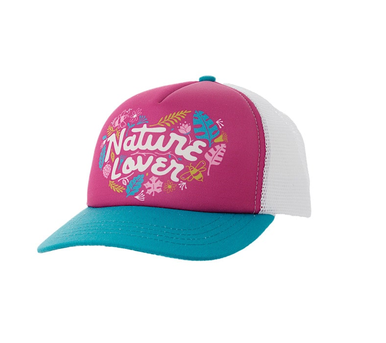Ambler Nature Lover Kids Hat - Teal