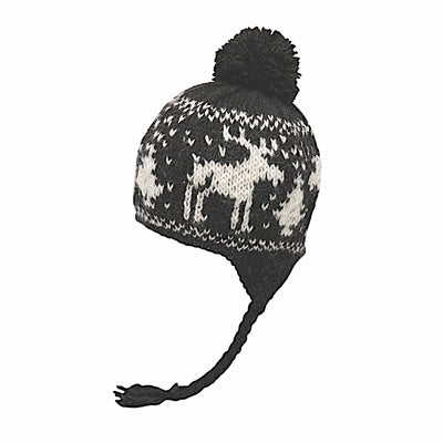 Ambler North Kid's Toque - Black