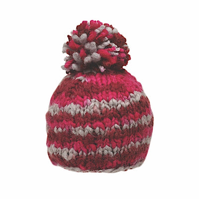 Ambler Poppy Women's Toque - Burgundy