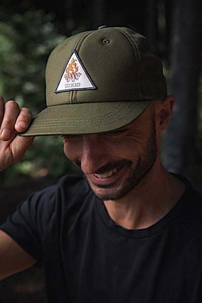 Ambler Pursuit Hat - Stoked - Model