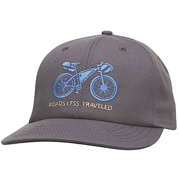 Ambler Roads Less Traveled hat - Charcoal
