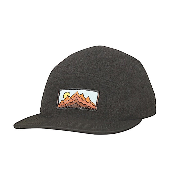 Ambler Ryder Winter 5-Panel Hat - Ocean