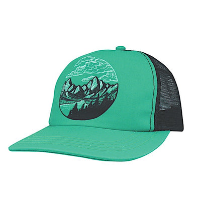Ambler Seeker hat - Emerald