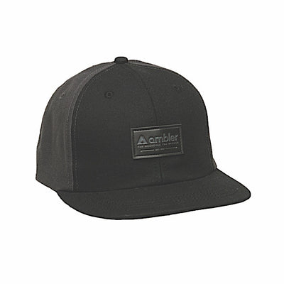 Ambler Shandy Hat - Black