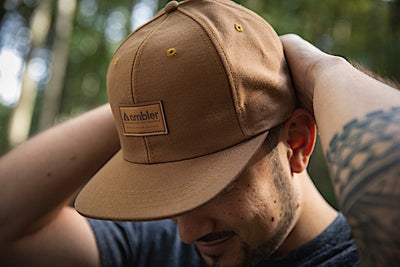 Ambler Shandy Hat - Carpenter - Mens