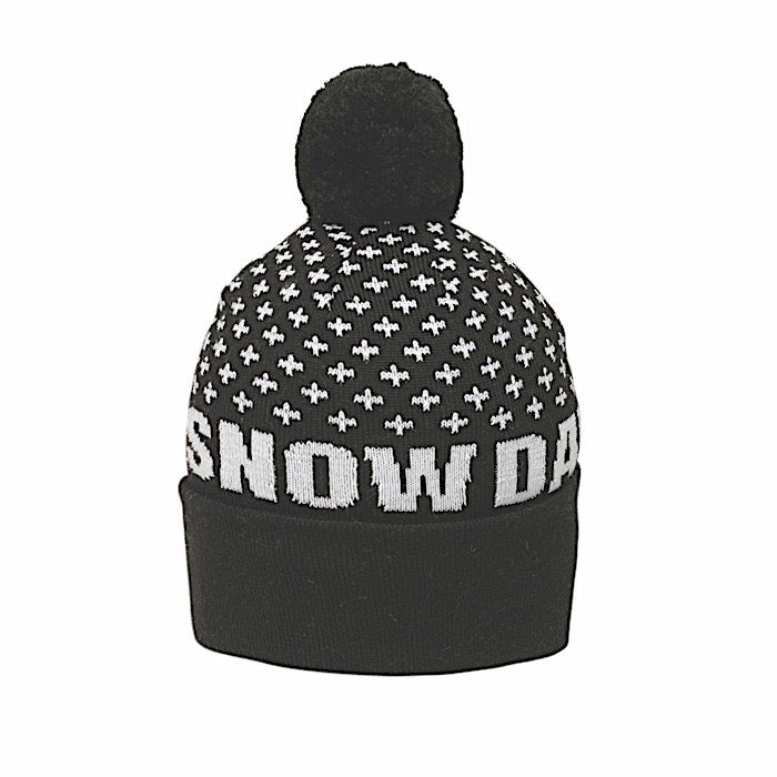 Ambler Snow Day Women's Toque - Black