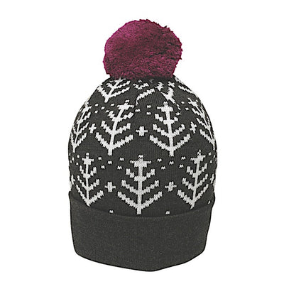 Ambler Spruce Women's Toque - Heather Charcoal