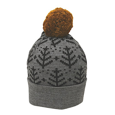 Ambler Spruce Women's Toque - Heather Grey