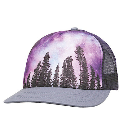 Ambler Stardust hat - Purple