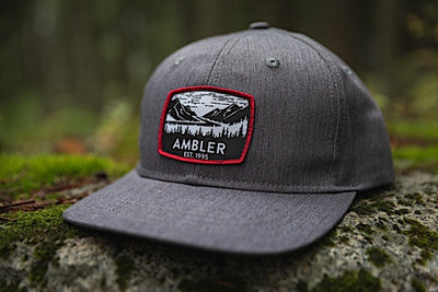 Ambler Stikine Hat - Heather Grey - Still