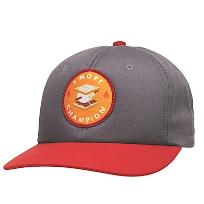 Ambler Summertime kids hat - Charcoal