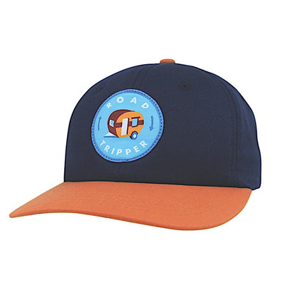Ambler Summertime kids hat - Navy