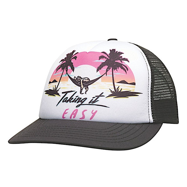 Ambler Take It Easy hat - Black