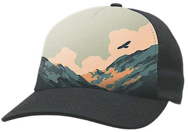Ambler Wildlands Hat - Black