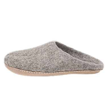Cassiar Slipper - Heather Grey