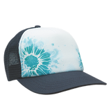 Ambler Daisy hat in Teal