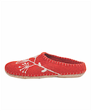 Fireweed Slipper - Coral Red