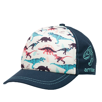 Ambler Little Leaguer kids hat - Dino