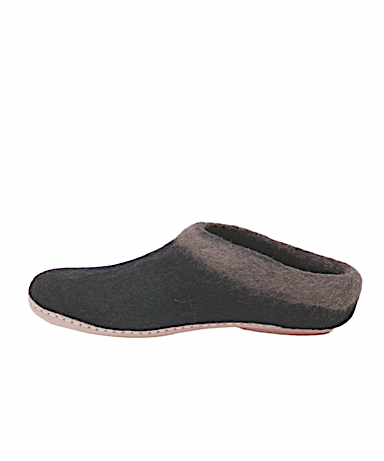 Slocan Slipper - Black