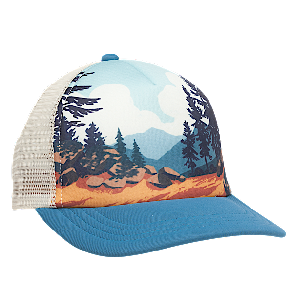 Ambler Wild Places hat in Ink Blue