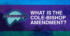 What is the Cole-Bishop Amendment?