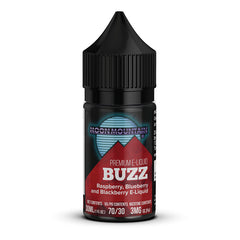 Buzz Berry - Moon Mountain Legacy - Mixed Berry E-liquid - 30ml bottle