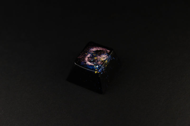 Cherry Esc - Deep Field - Endeavour - PrimeCaps Keycap - Blank and Sculpted Artisan Keycaps for cherry MX mechanical keyboards