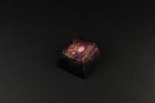 Cherry Esc - Star Shower 2 - PrimeCaps Keycap - Artisan Keycaps for mechanical keyboards