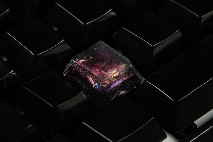 GMK Cherry Profile Deep Field - Radiant Fusion Row 4