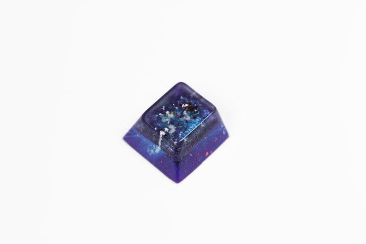 Cherry Esc  - Deep Field Debris - 4 - PrimeCaps Keycap - Blank and Sculpted Artisan Keycaps for cherry MX mechanical keyboards