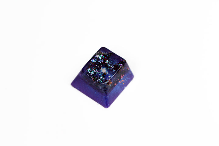 Cherry Esc  - Deep Field Debris - 6 - PrimeCaps Keycap - Blank and Sculpted Artisan Keycaps for cherry MX mechanical keyboards